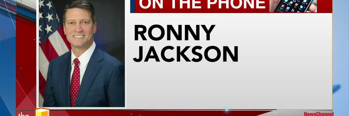 The Chat: Interview with Ronny Jackson, Republican candidate for Congress