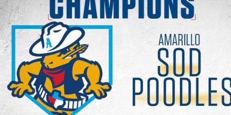 Amarillo Sod Poodles voted best MiLB team name