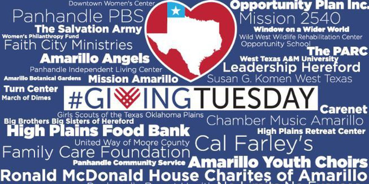 NewsChannel 10 participating in The Panhandle Gives