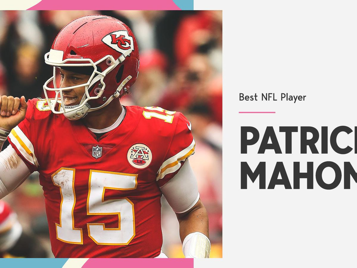 Patrick Mahomes wins Best NFL Player ESPY