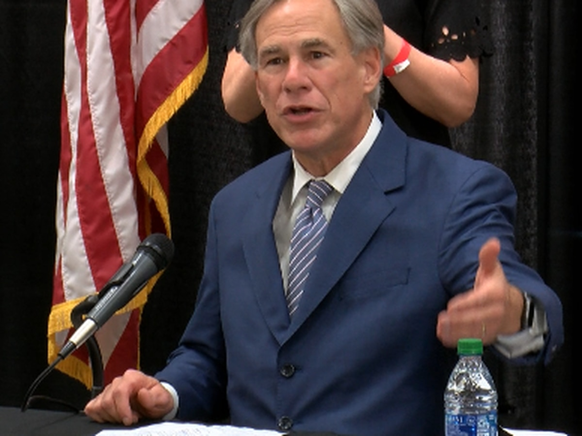 Governor Abbott, DSHS Announce COVID-19 Vaccine Distribution Plan