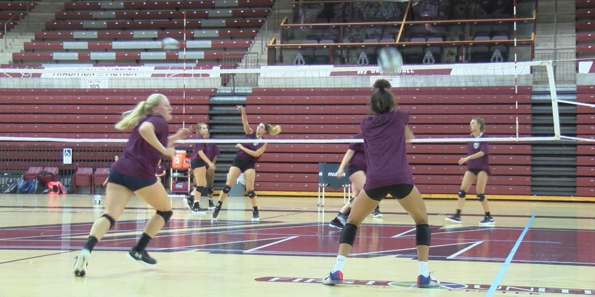 WT Volleyball kicks off season with first practice