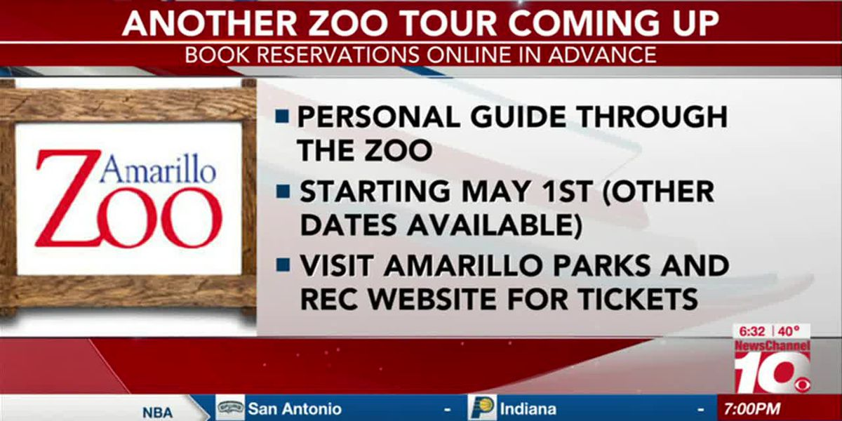 VIDEO: Amarillo Zoo to host clean up at Thompson Park for Earth Day