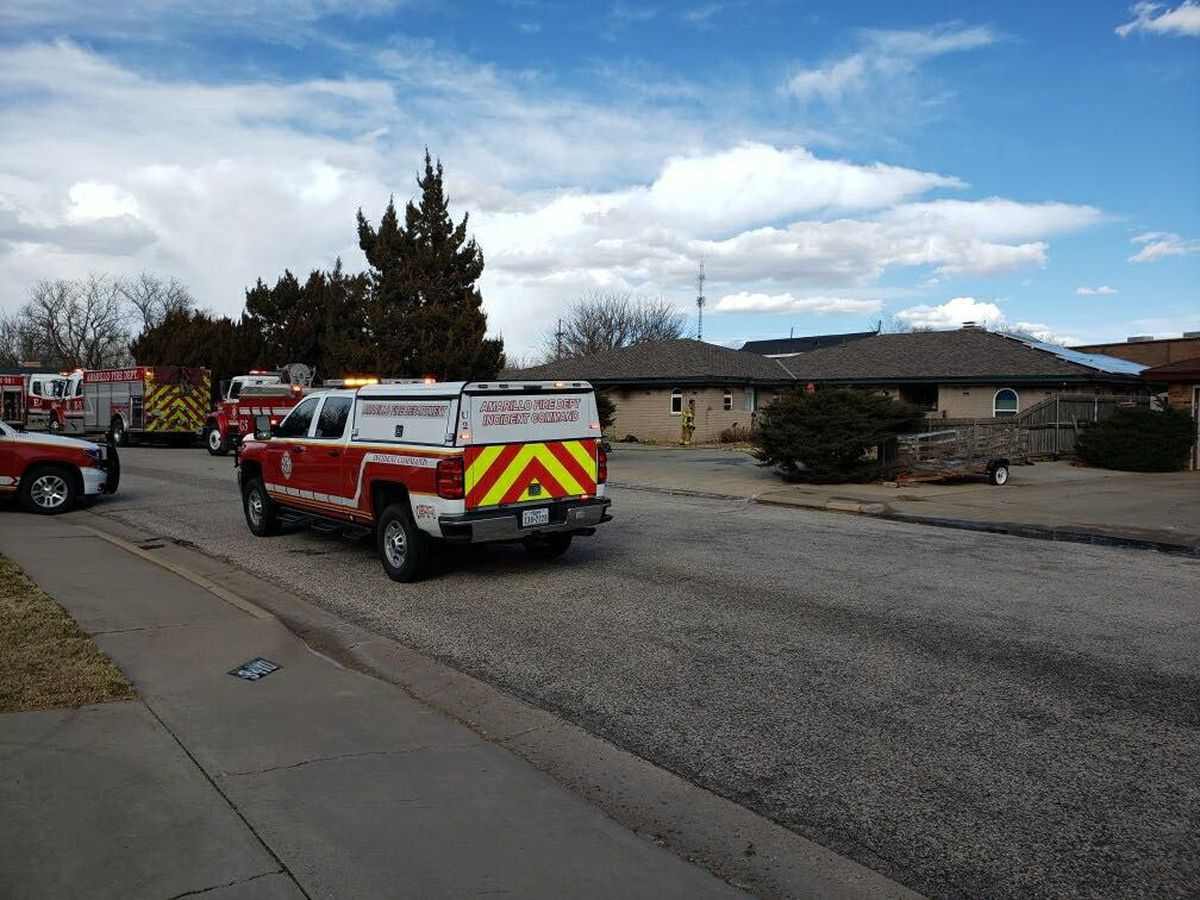 Fire at Amarillo home causes estimated $200,000 in damage