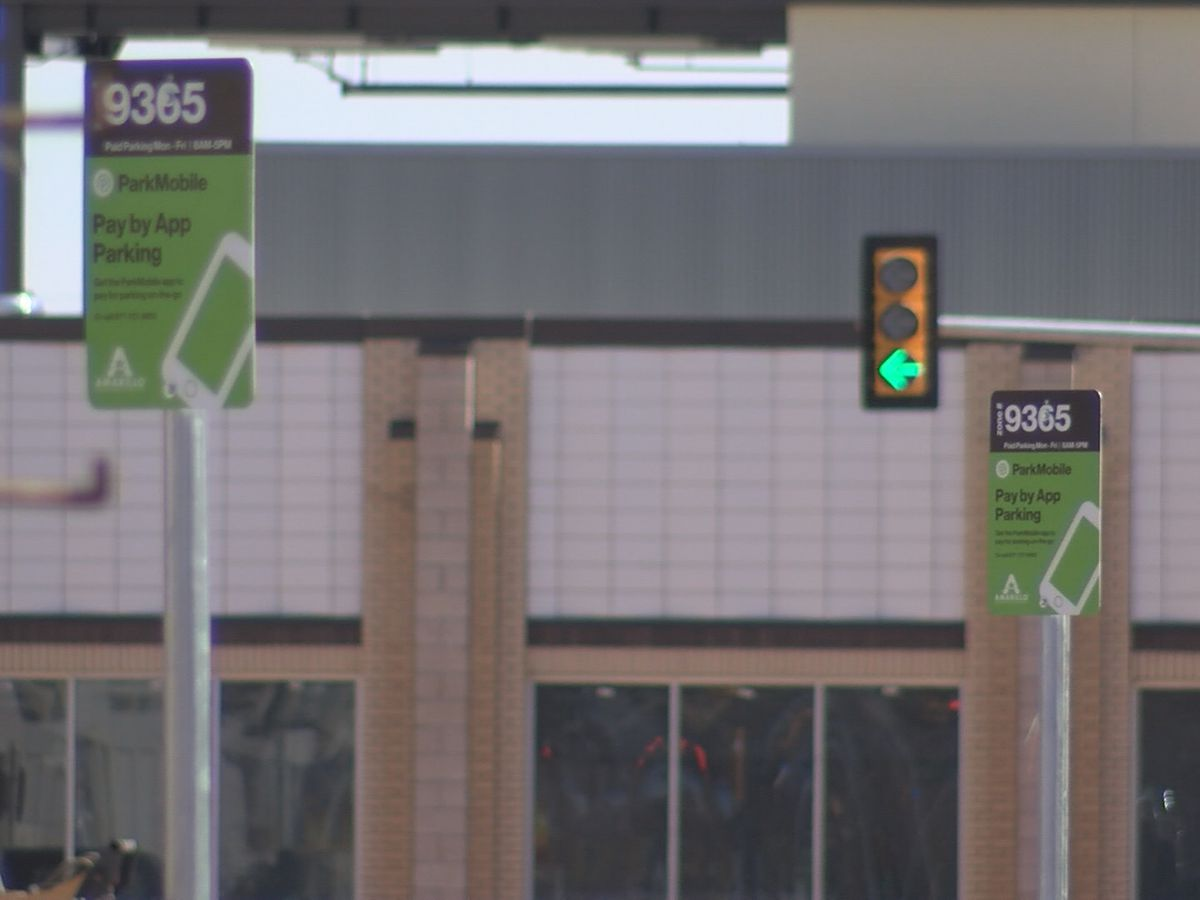 Paid and timed parking requirements in downtown Amarillo resume next week