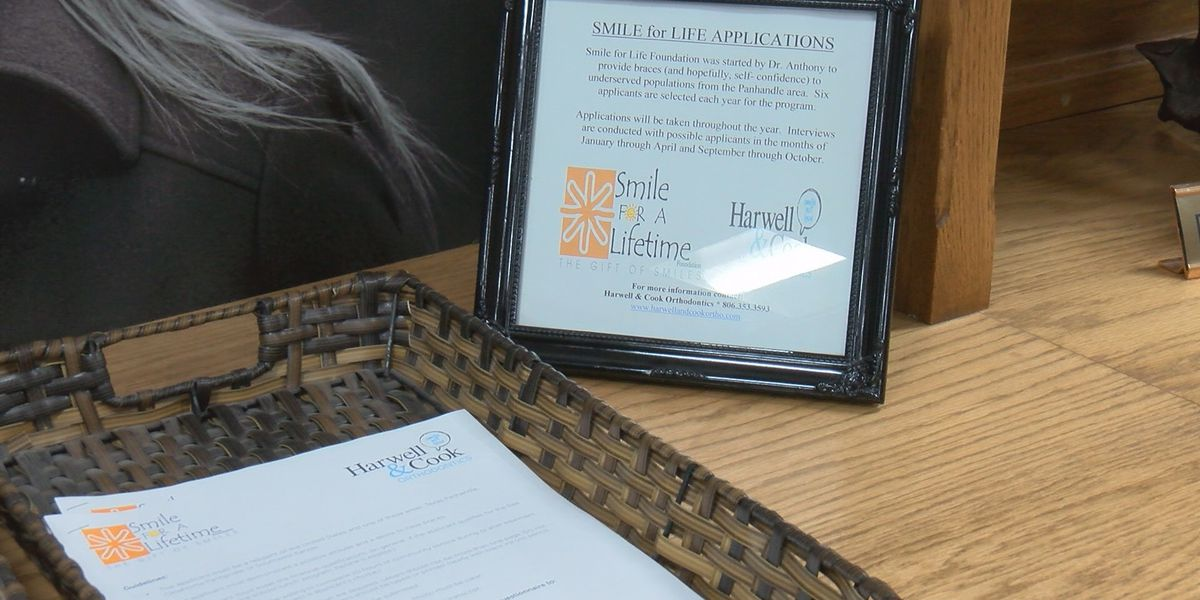 A new smile in the new year: Local orthodontist giving free braces to child in need