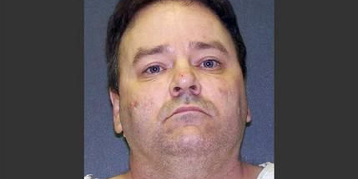 Serial killer executed with Texas' new drug supply
