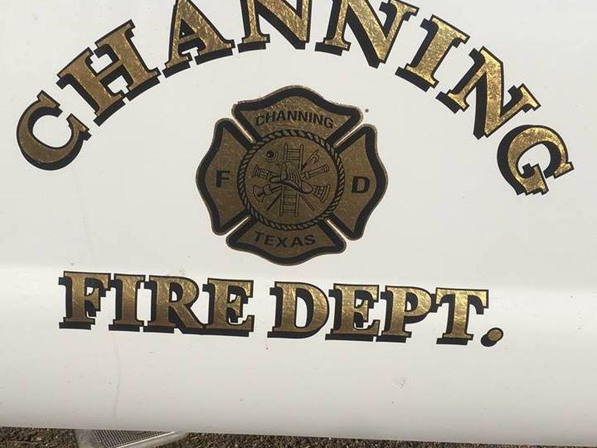 Channing Volunteer Fire Department hosting community appreciation hamburger meal