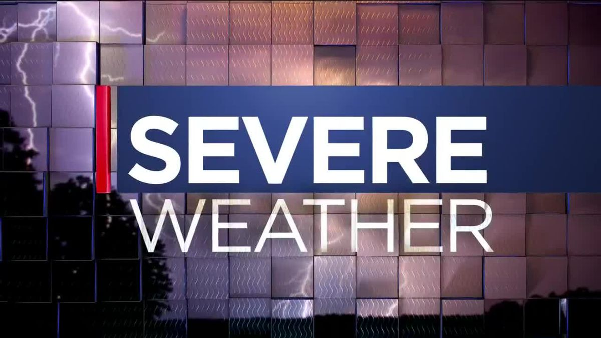 FIRST ALERT: Severe weather continues