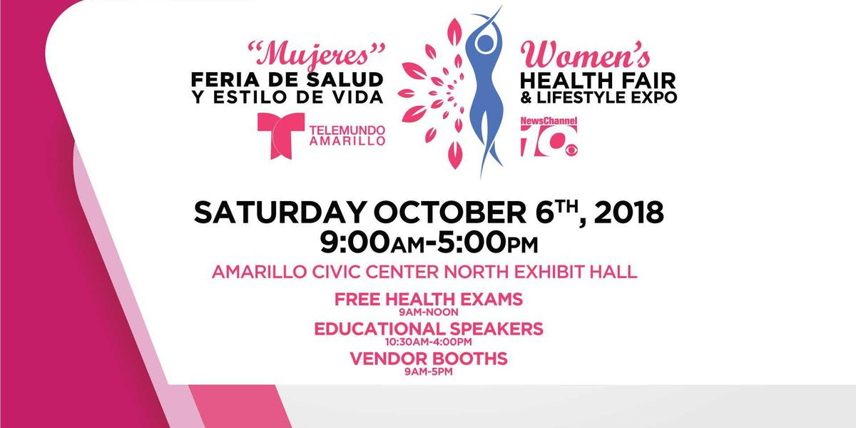 Women's Health Fair & Lifestyle Expo happening this weekend