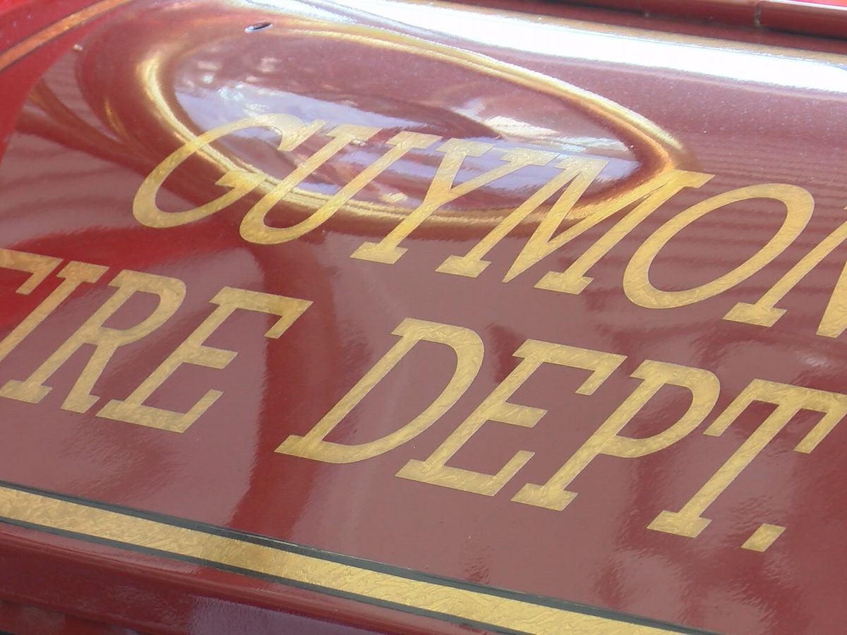Guymon Fire Department preserving history, serving the community