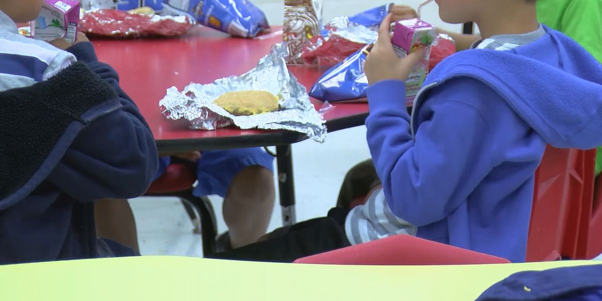 Local programs provide free meals for kids over the summer
