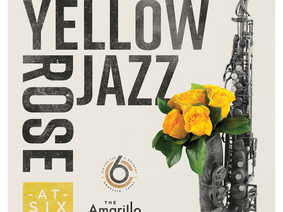 Amarillo Symphony and Six Car Brewery to host 'Yellow Rose Jazz' series