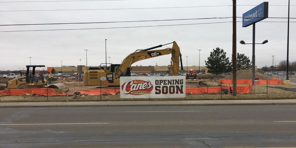 Date set for Raising Cane's grand opening