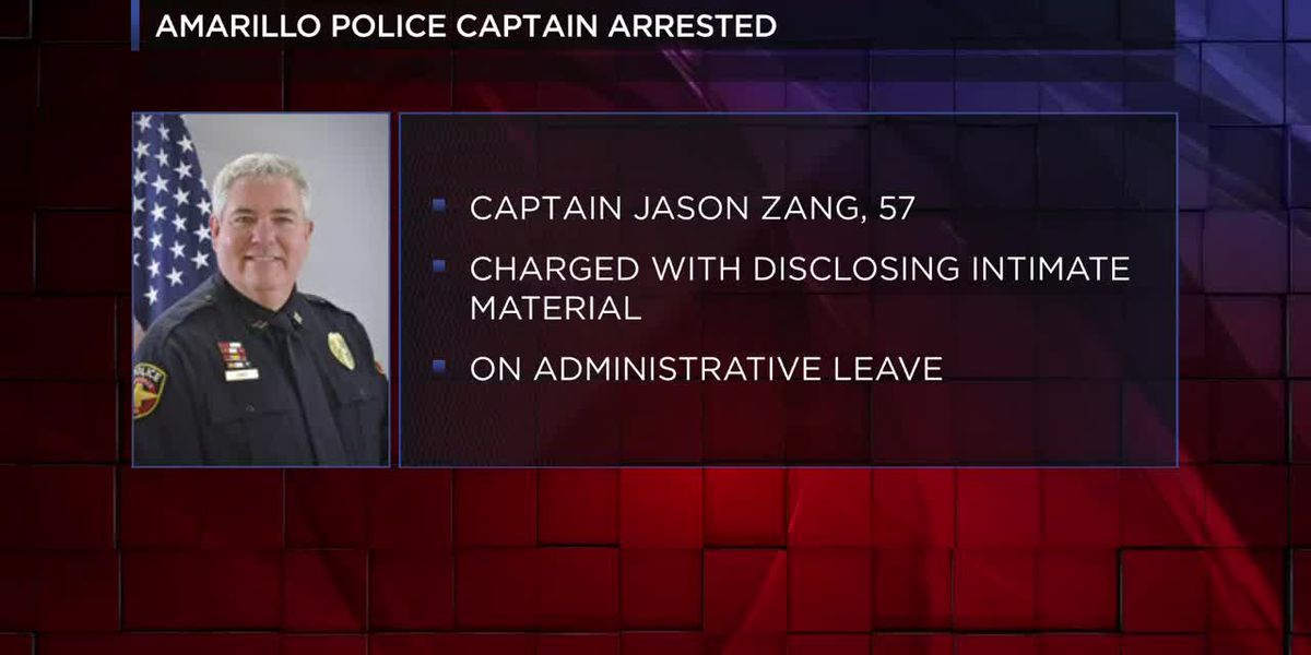 Police captain arrested, placed on administrative leave