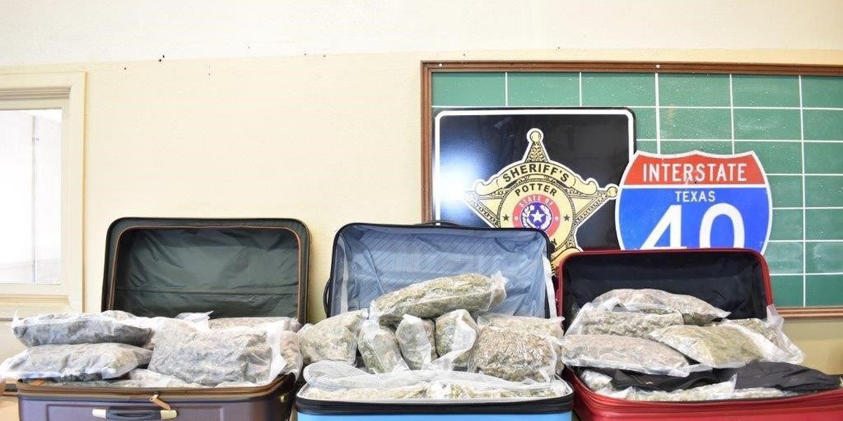 Two arrested in relation to $300,000 marijuana seizure