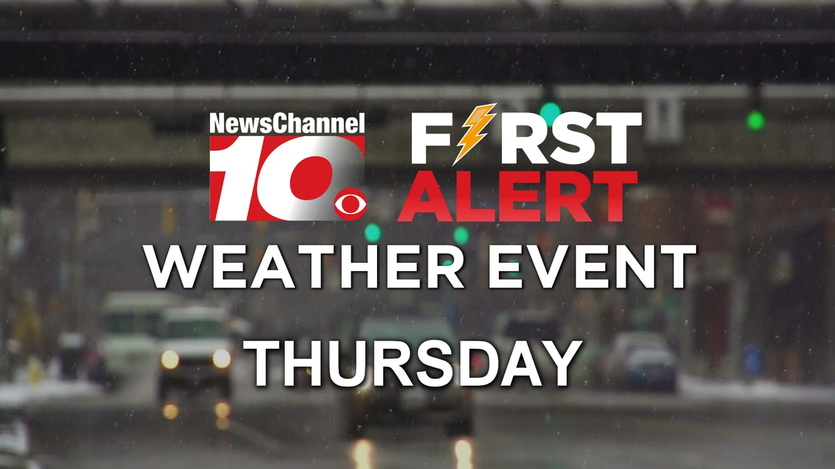 FIRST ALERT: Freezing rain continues, may increase this evening