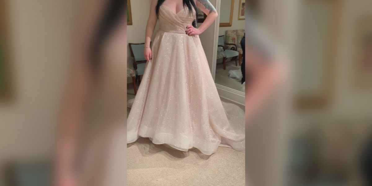 'I wish I would have just bought the dress in Amarillo': bride-to-be on edge after Coronavirus affects wedding dress