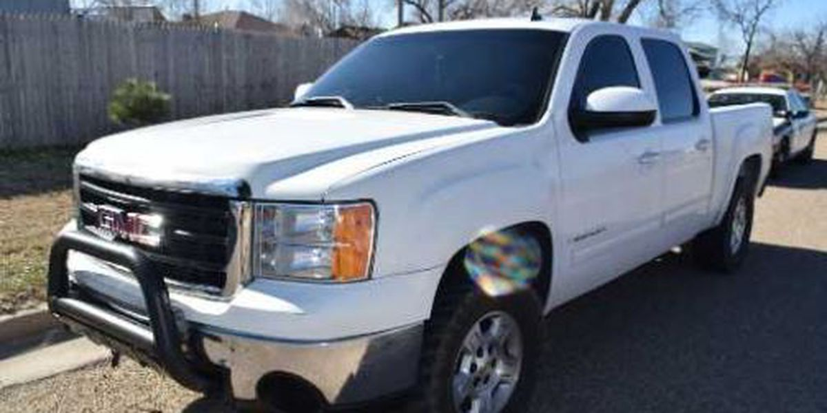 Moore County Crime Stoppers offering reward for stolen pickup