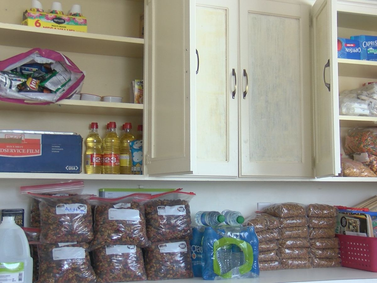 Dumas organization provides service to many people impacted by winter storm