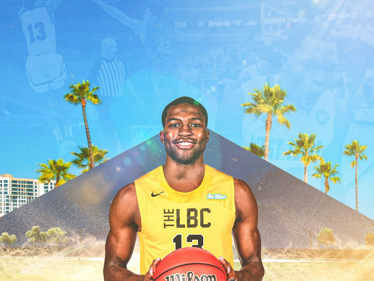 Joel Murray commits to Long Beach State, saying goodbye to West Texas A&M