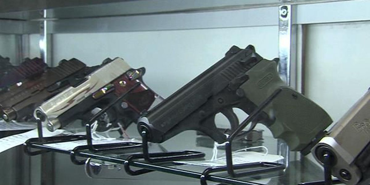 Domestic violence gun policy hits Dallas County