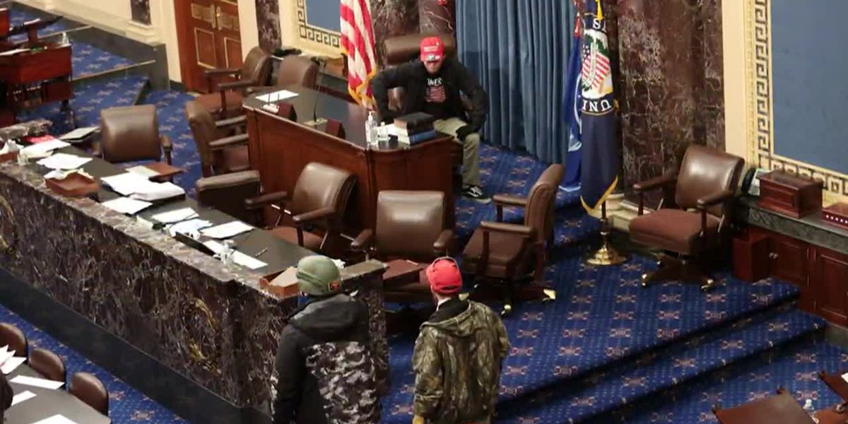More arrests made in Capitol riot as investigation continues