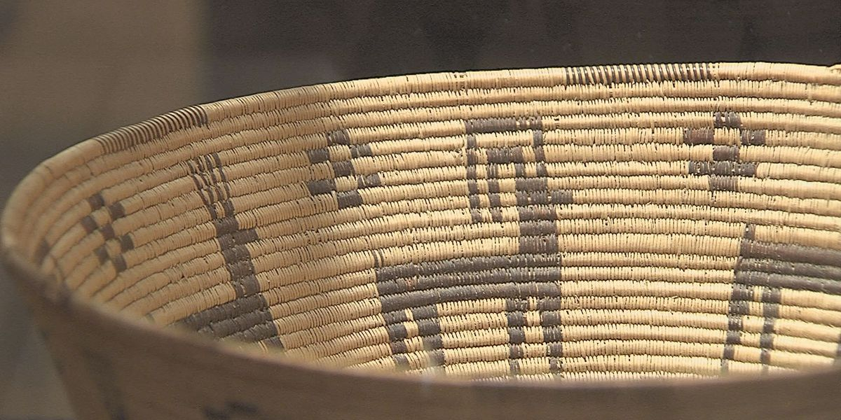One local museum shares their restoration process of Native American artifacts