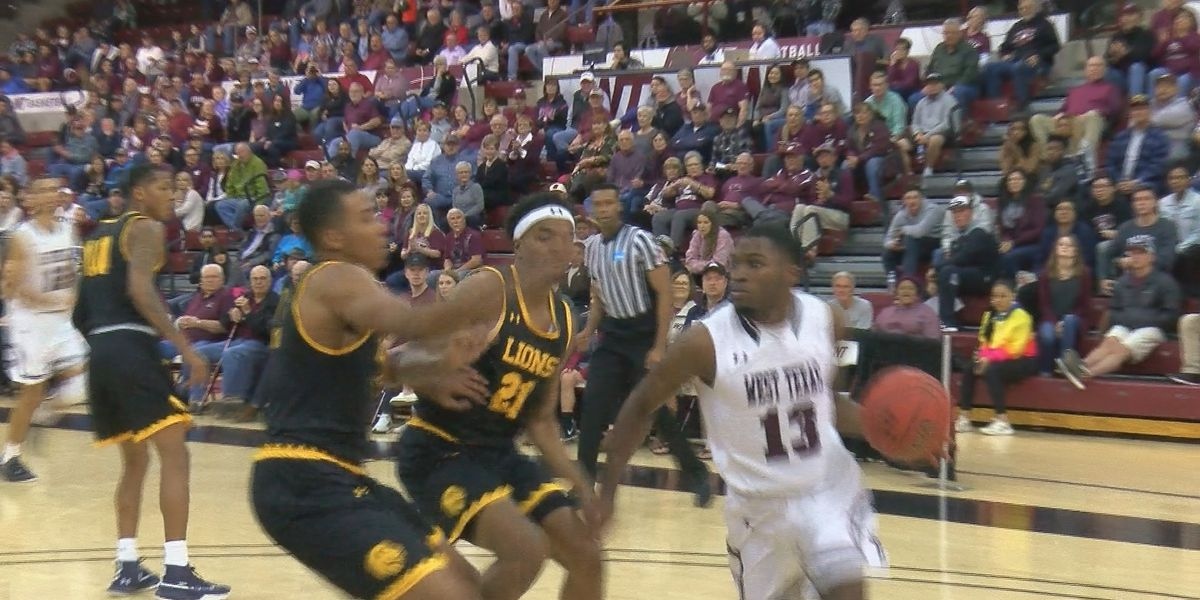 Buffs moving on to St. Edwards after defeating Texas A&M Commerce