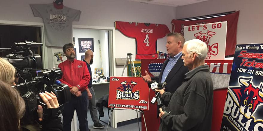 Amarillo Bulls, Youth Hockey, Sod Poodles announce partnership for jersey auction