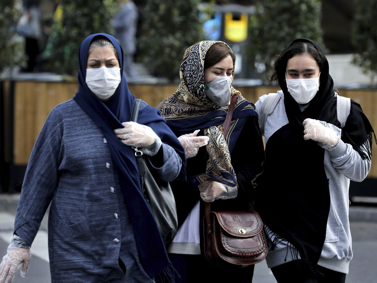 Death tolls from coronavirus rise in Iran, China as several countries see cases jump