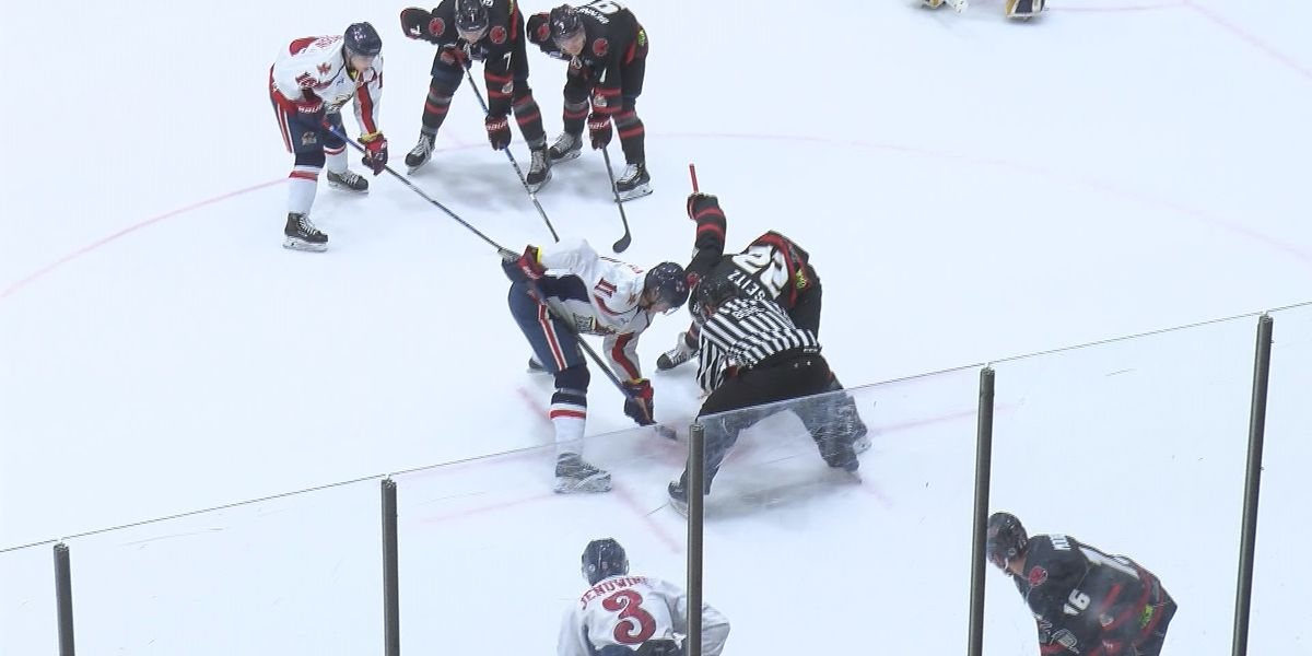 Amarillo Bulls drop first two of the playoff series against IceRays