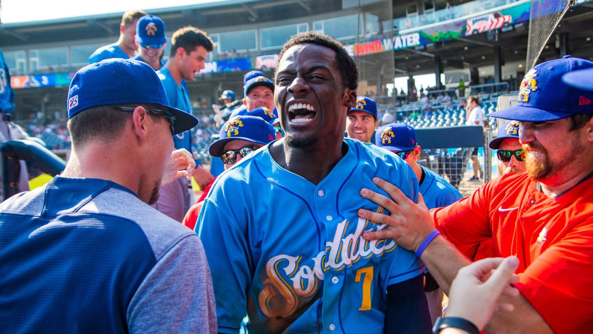 Amarillo Sod Poodles stun Tulsa Drillers to win Texas League Title