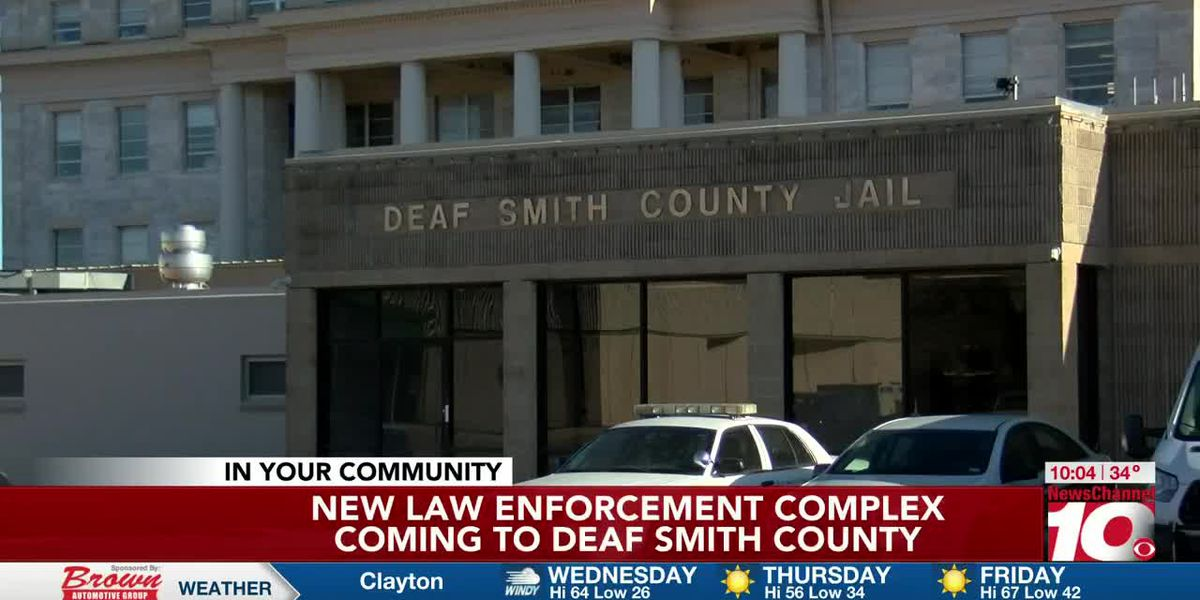 New law enforcement complex coming to Deaf Smith County