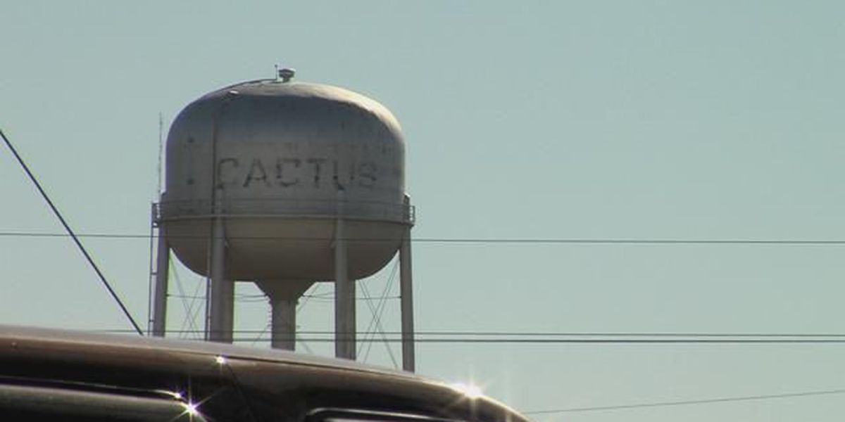 Some Cactus residents asked to boil water after wastewater spill
