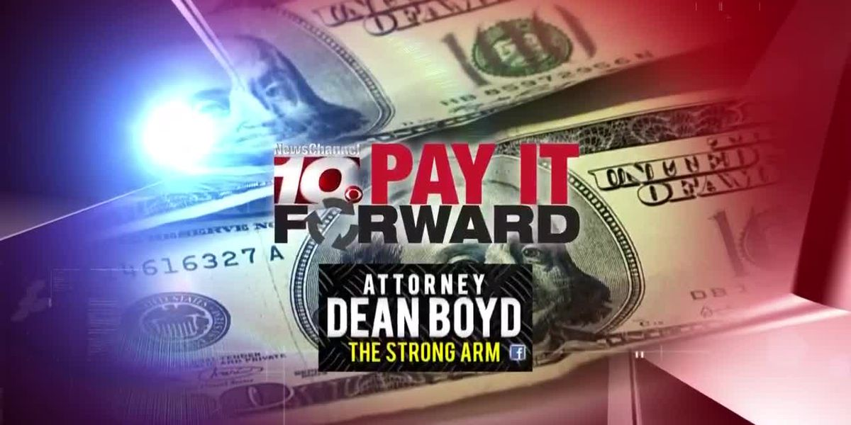 KFDA's Pay it Forward for 1-15-19