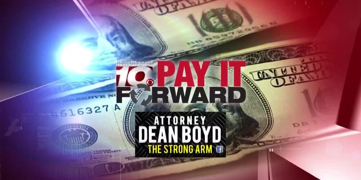 KFDA's Pay it Forward for 1-15-19