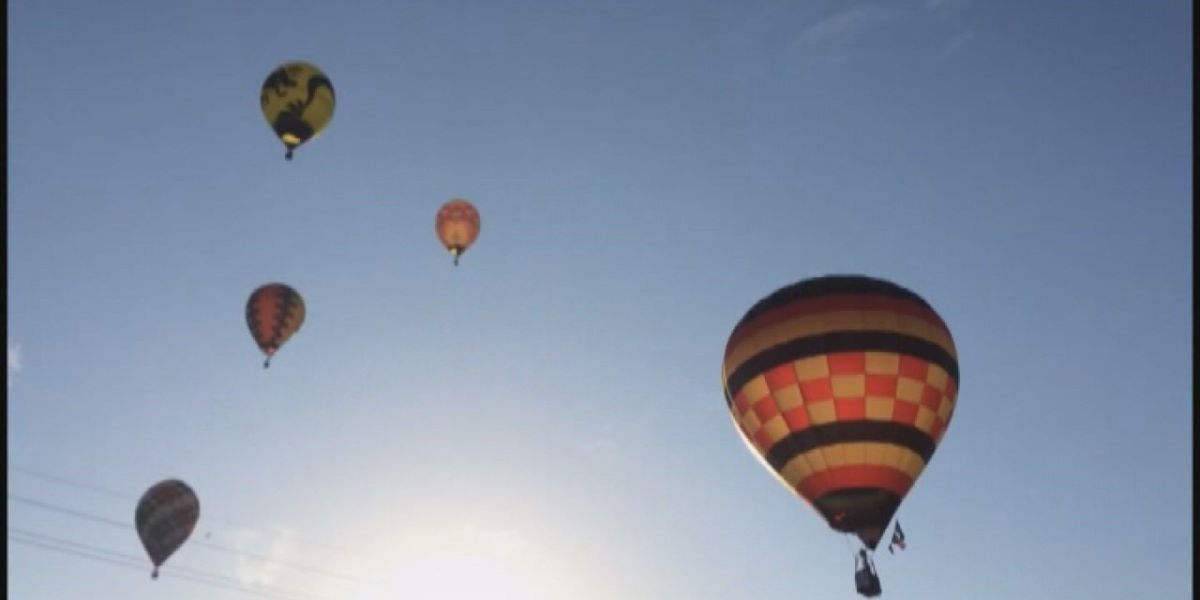 Hot air balloon hunting meets resistance in the Panhandle