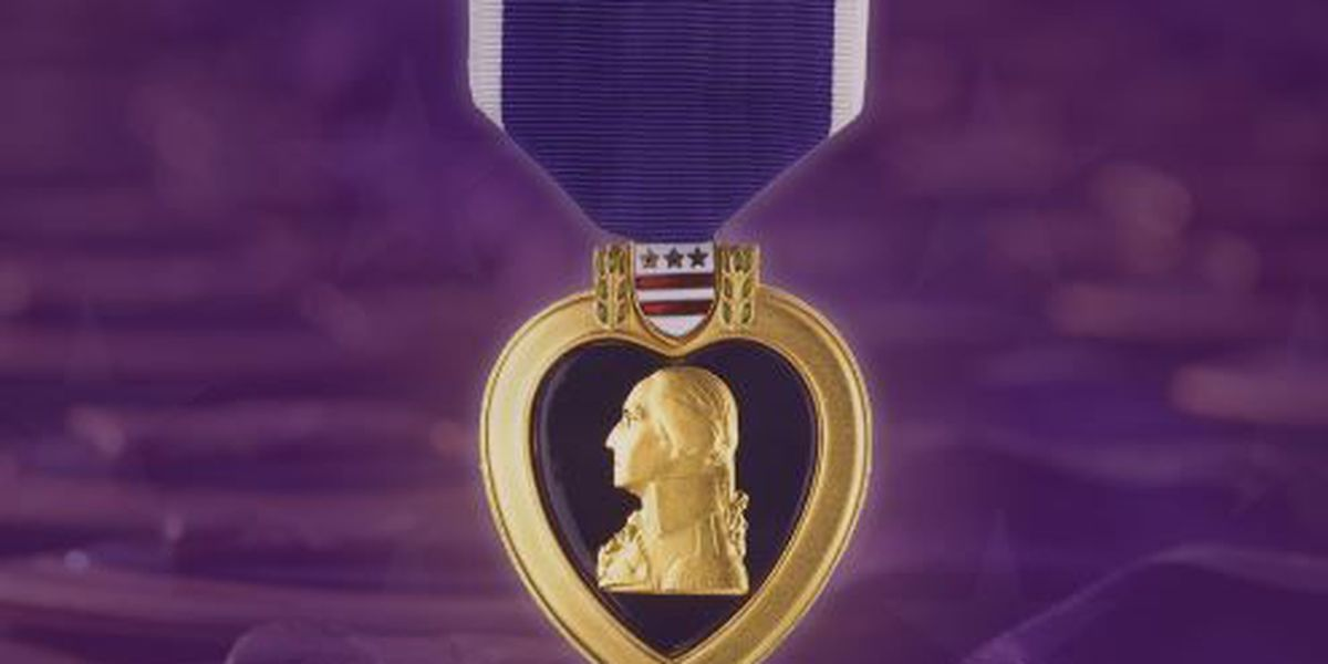 Purple Heart recipients remember the service that brought them together