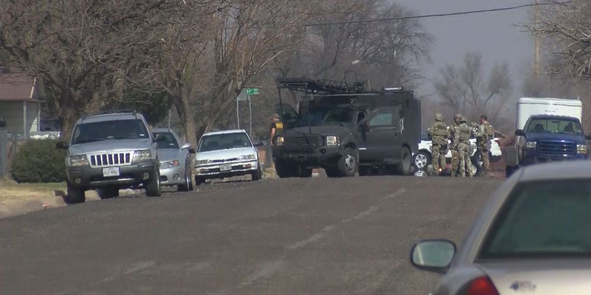 SWAT incident in northeast Amarillo ends peacefully