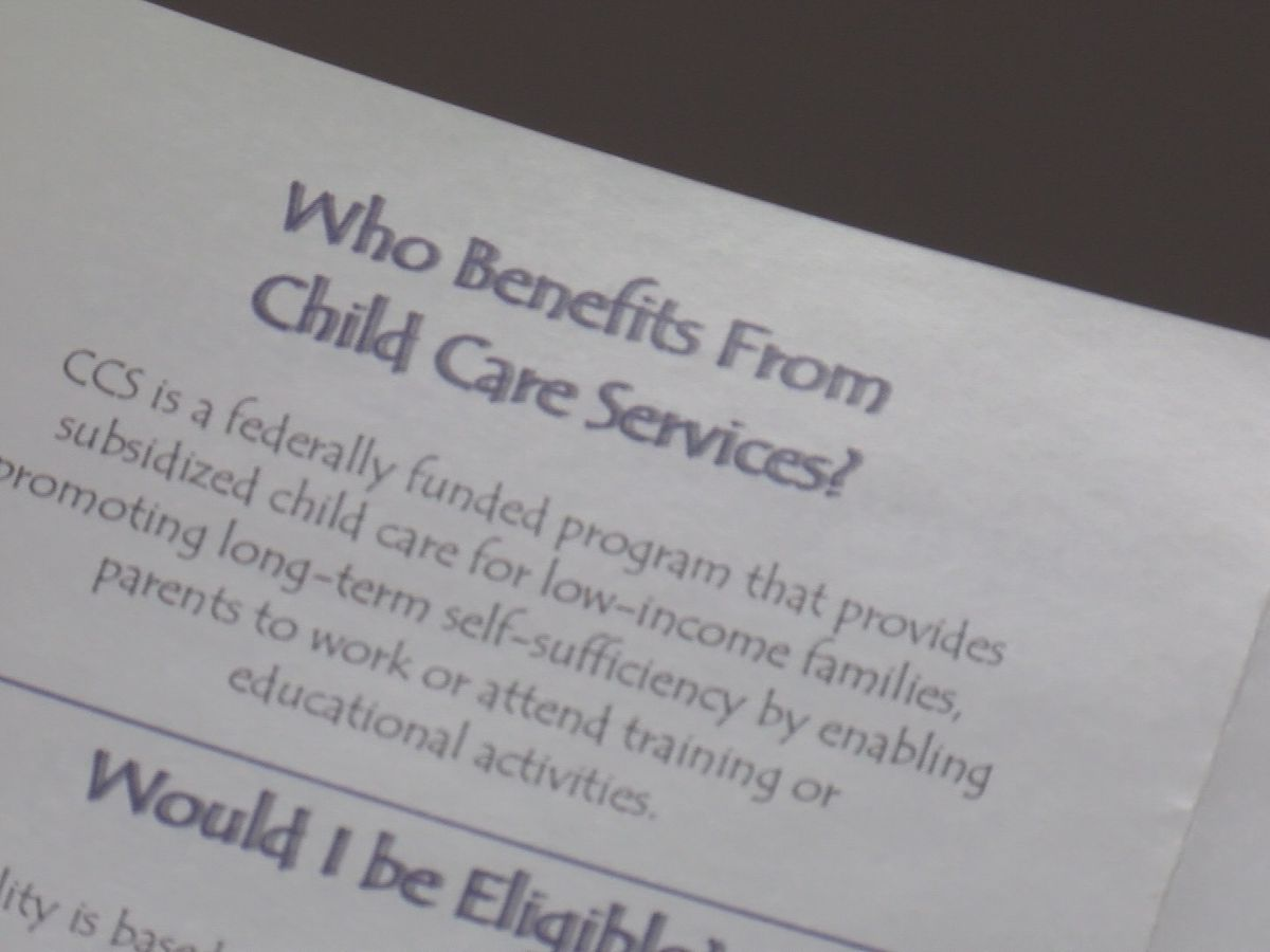 Workforce Solutions childcare funding increases