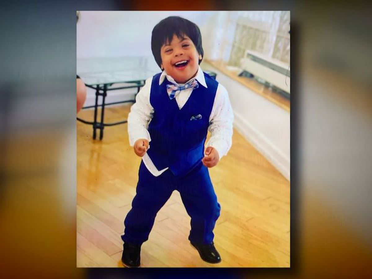 Awning helps save boy with Down syndrome in fall from 5th-floor window