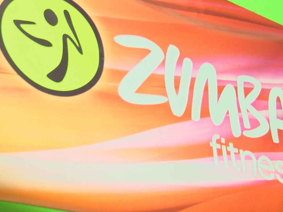 You are invited to a Zumbathon and Health Fair this Saturday