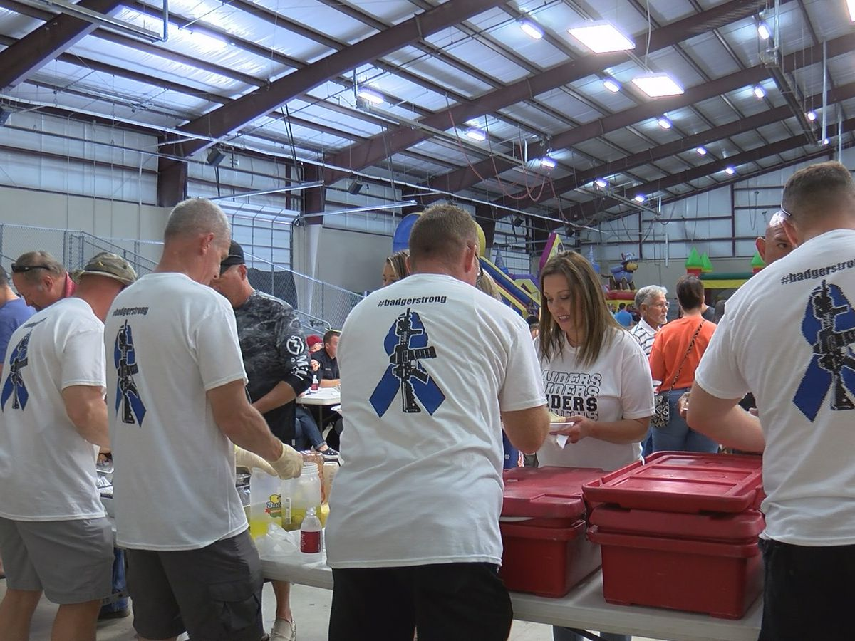 'Cookout for a Cause' fundraiser supports APD officer battling cancer