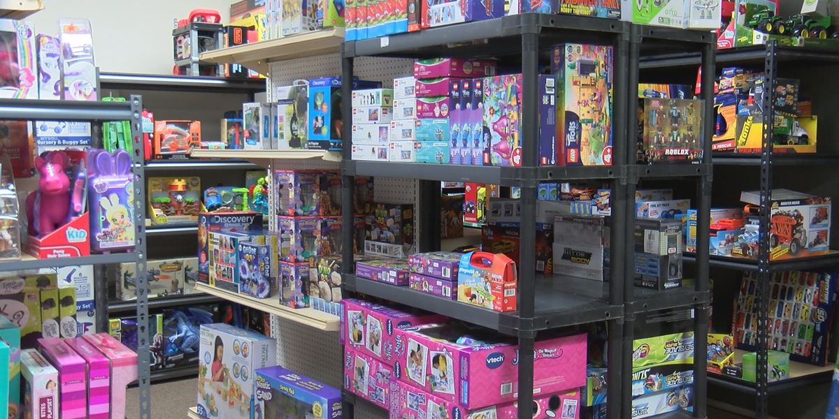 Amarillo Toys for Tots down 90% in toy donations