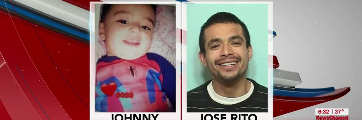 VIDEO: Amber Alert issued for New Mexico toddler last known to be in Albuquerque