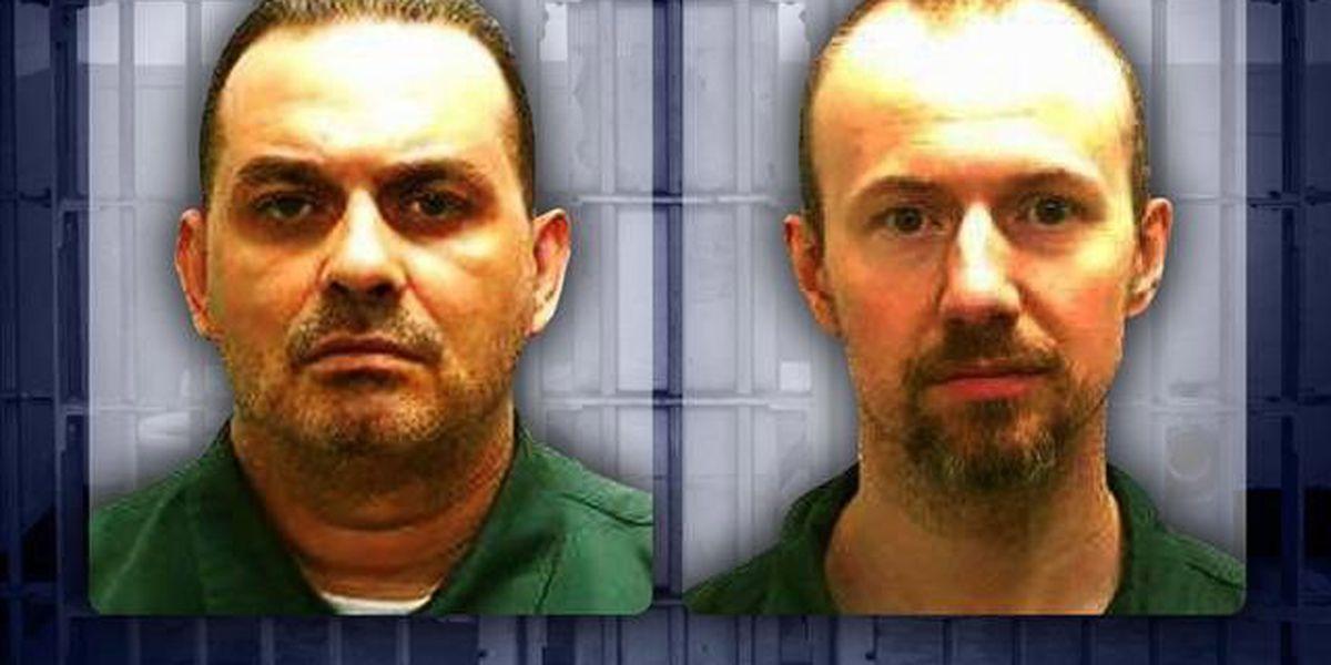 New York prison escapee Richard Matt shot and killed; Sweat on the run