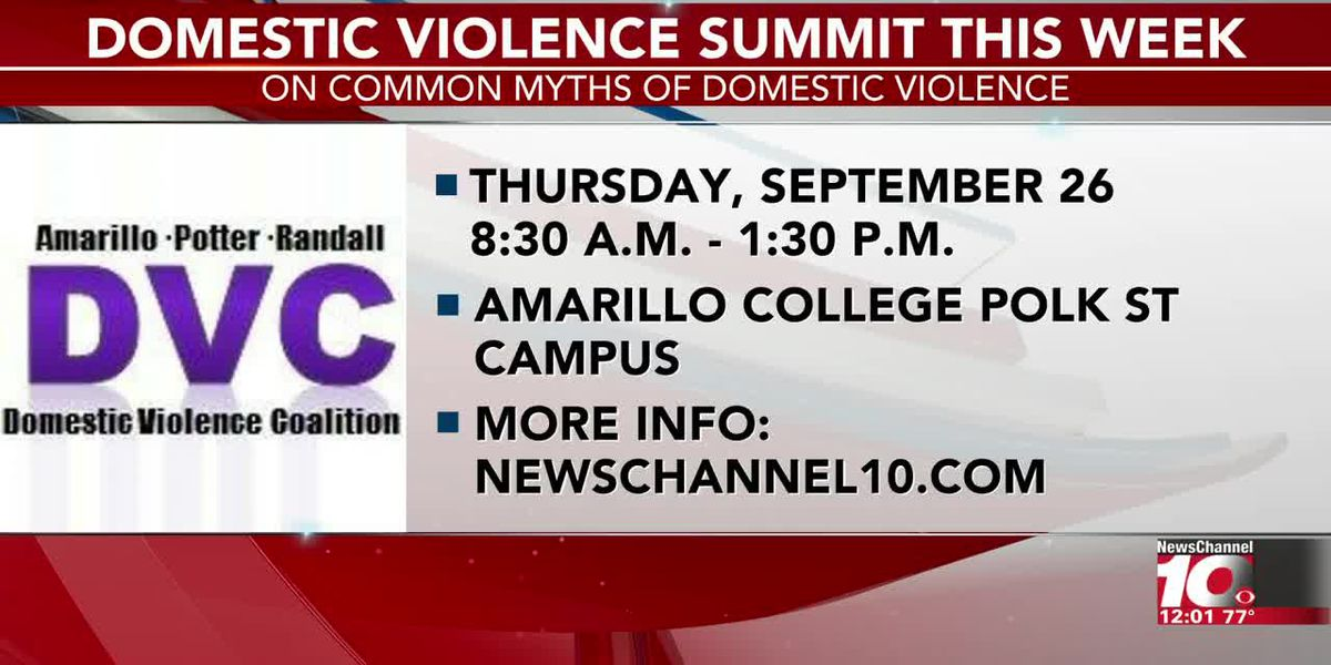 VIDEO: Domestic Violence Coalition hosting Domestic Violence Summit this week