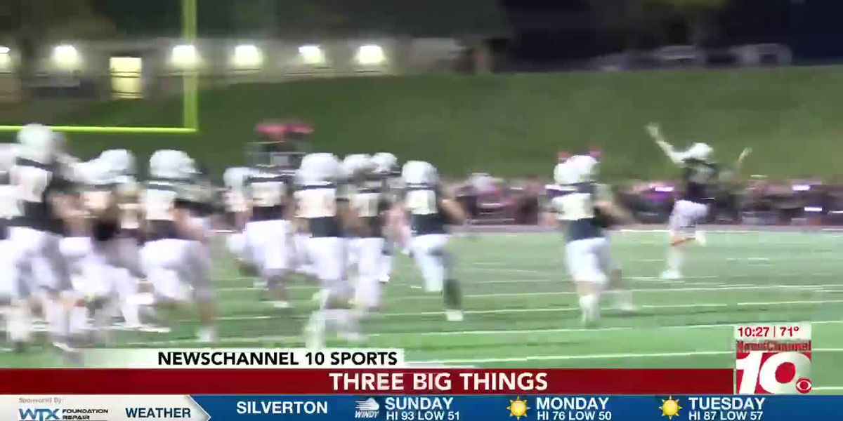 VIDEO: NewsChannel 10 Sports 10-10-20