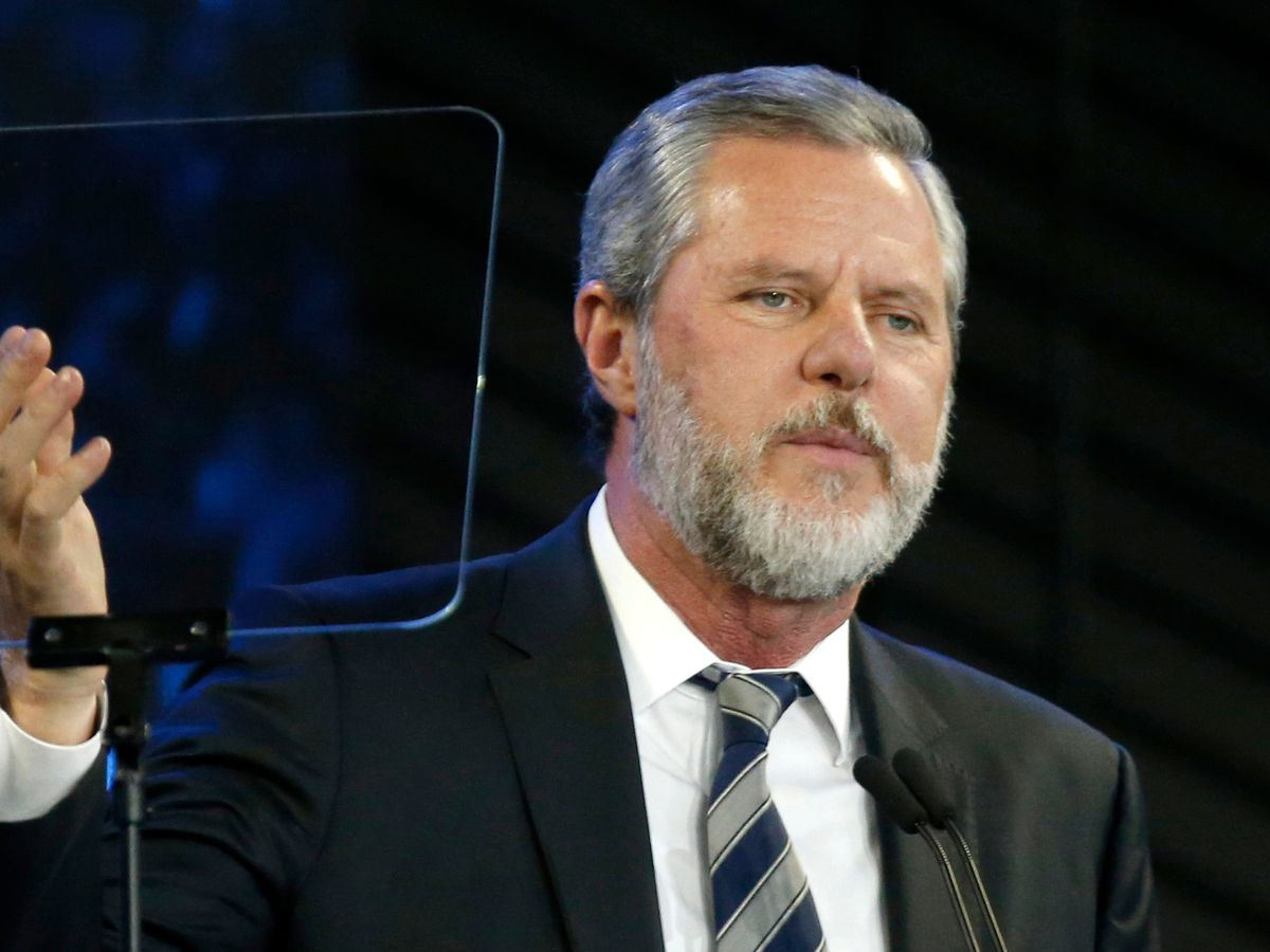 Liberty University names acting leader with Falwell on leave